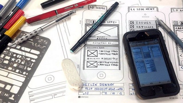 5 Useful Tools for Interaction Designers