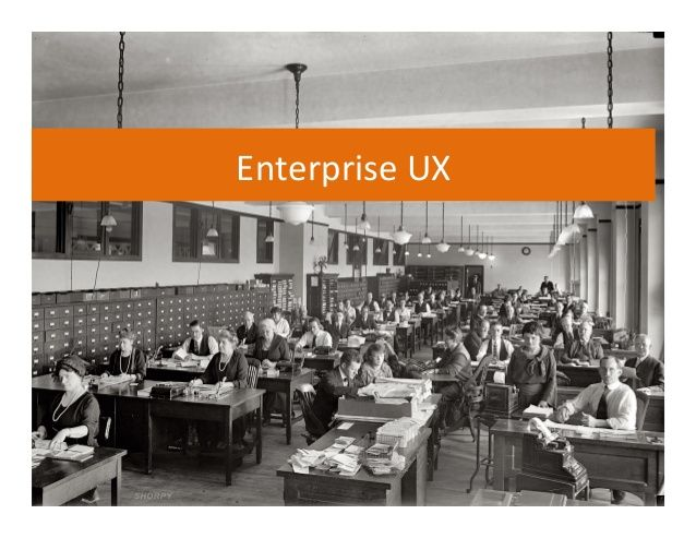 5 Ways to Develop the User Experience of Enterprise IT Environments