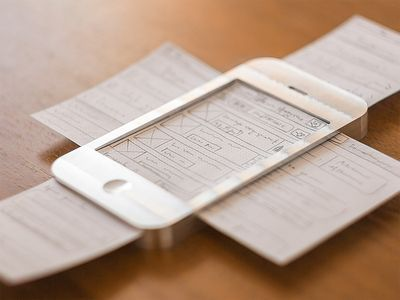 A Free Wireframing Book and 5 Great Wireframing Tutorials