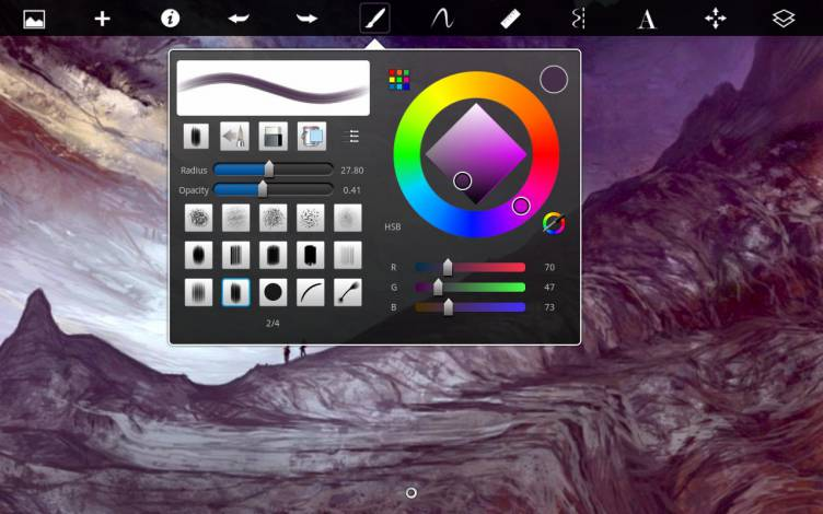 5 Great Drawing Apps for Android for Designers