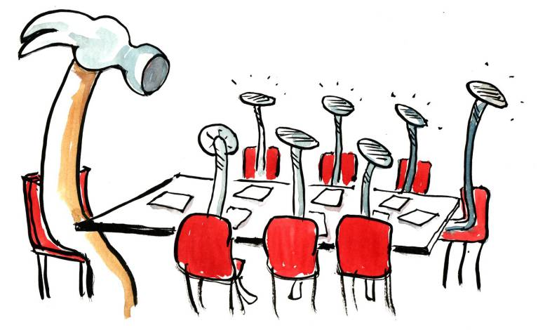 How to Come Over Better at Design Pitch Meetings