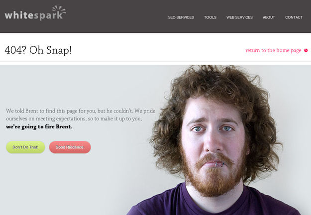 How to Test Your 404 Error Pages
