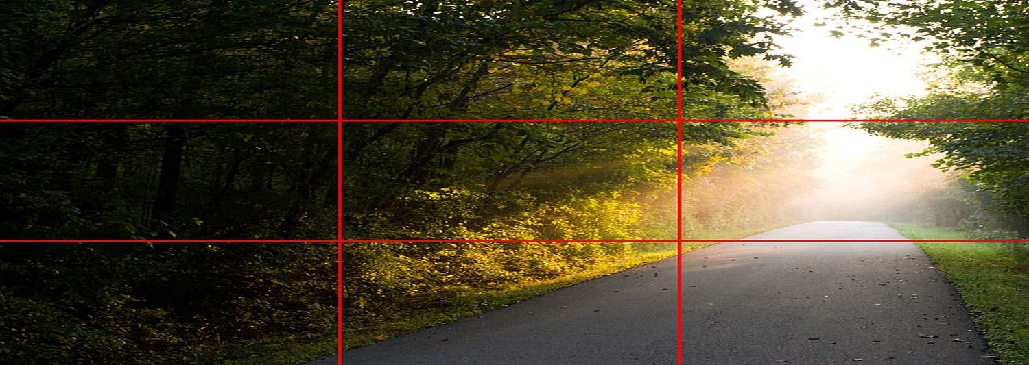 The Rule of Thirds: Know your layout sweet spots