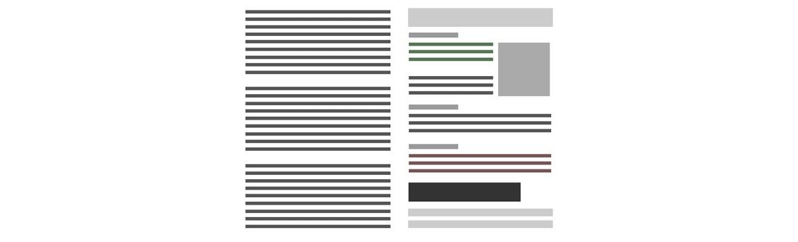 Visual Hierarchy: Organizing content to follow natural eye movement patterns