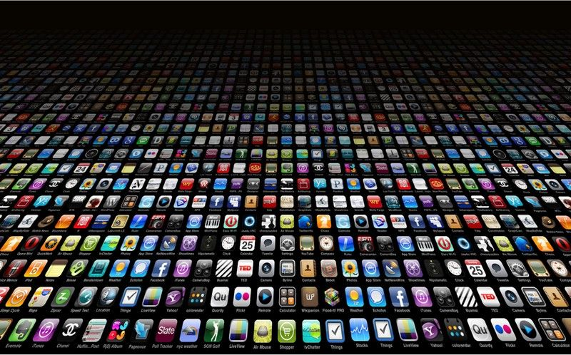 The Life and Possible Death of the Mobile App Market