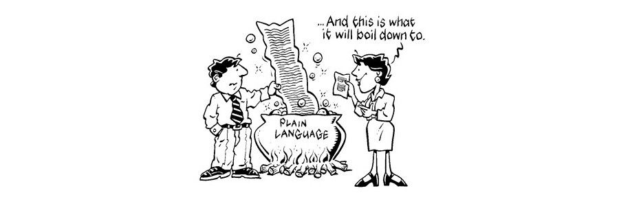 Plain Language—picking the right words keeps users coming and growing