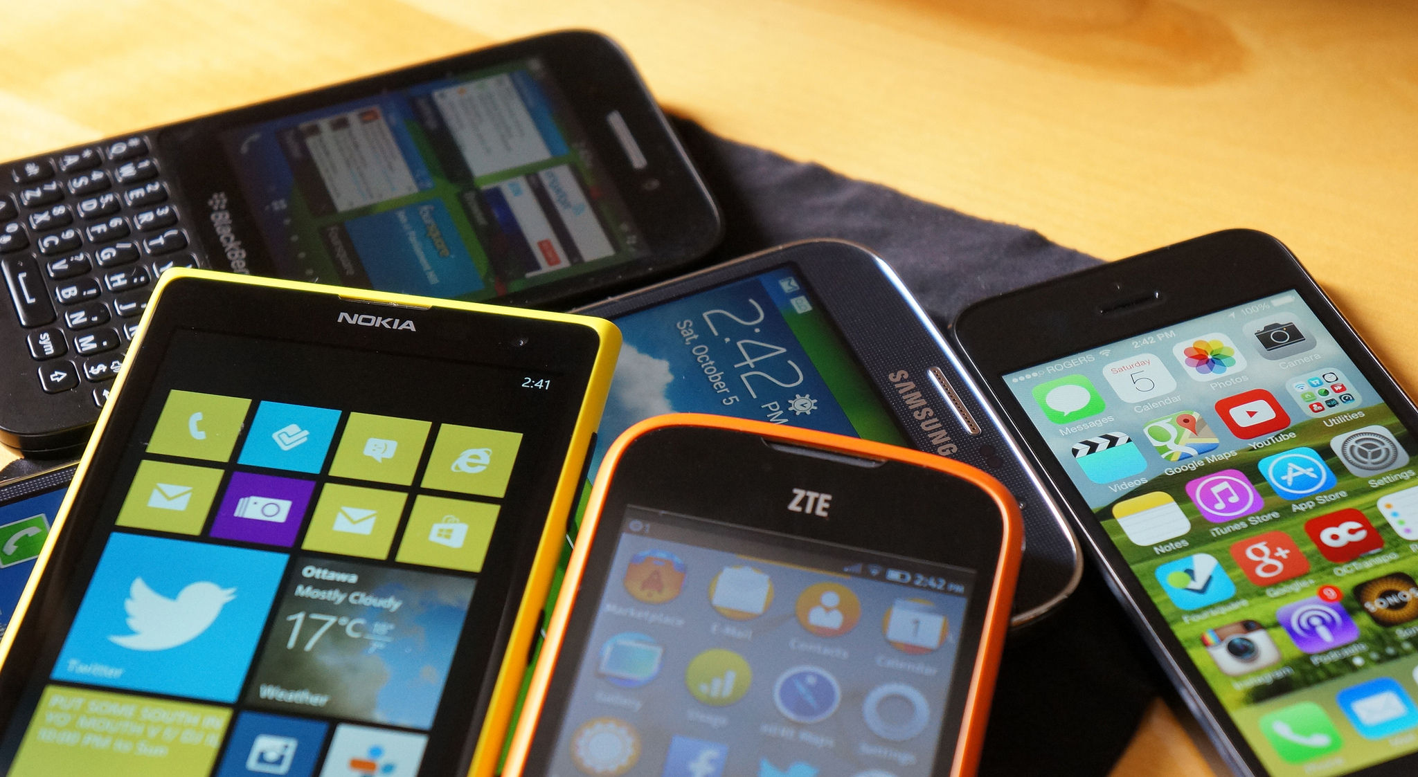 The Anatomy of a Smartphone – Things for Designers to Consider for Mobile Development