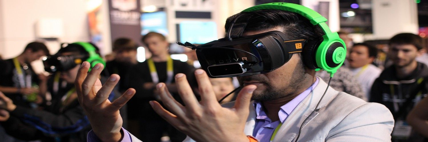 Augmented Reality – The Past, The Present and The Future