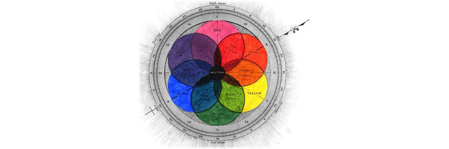 Recalling Color Theory Keywords: a way to refresh your memories!