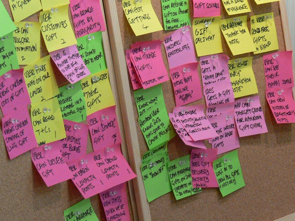 User Stories: As a [UX Designer] I want to [embrace Agile] so that [I can make my projects user-centered]
