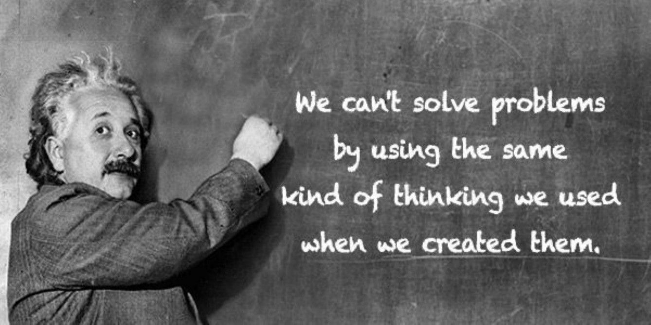Design Thinking: New Innovative Thinking for New Problems