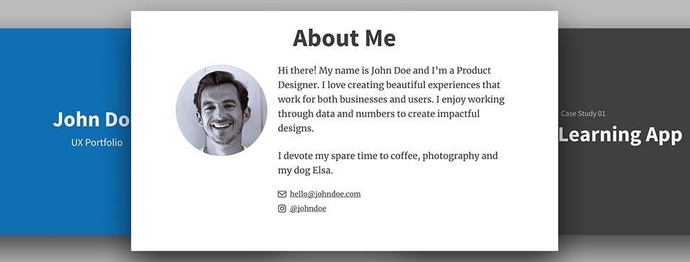 How to Create a PDF UX Design Portfolio